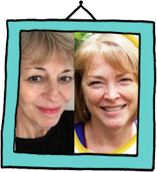130-Nancy Stewart and Helen Moylett